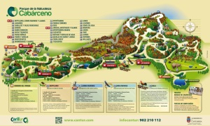 mapa_parque_de_Cabarceno