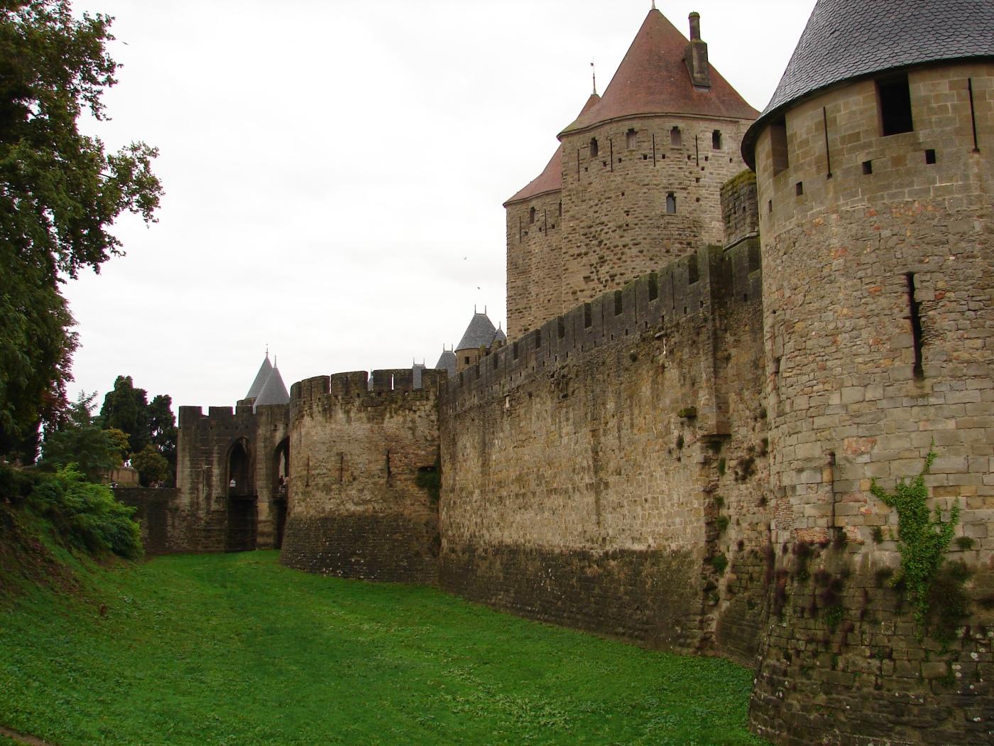 Carcassonne y el país cátaro