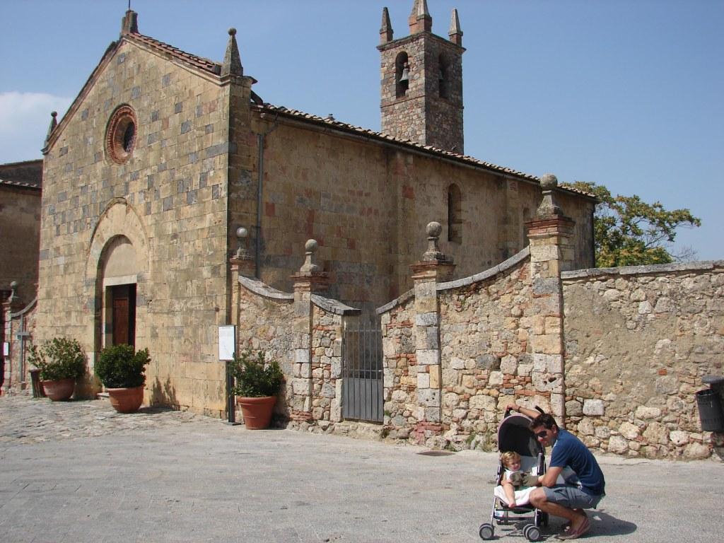 Duomo de Monteriggioni