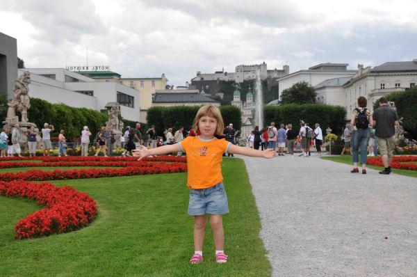 Salzburgo, la ciudad de Mozart