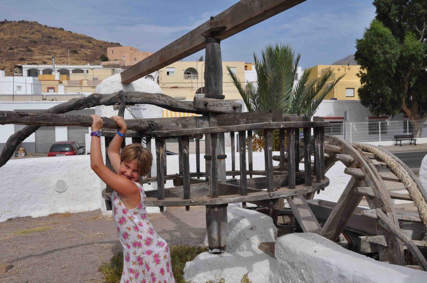 Museo del agua de Nijar