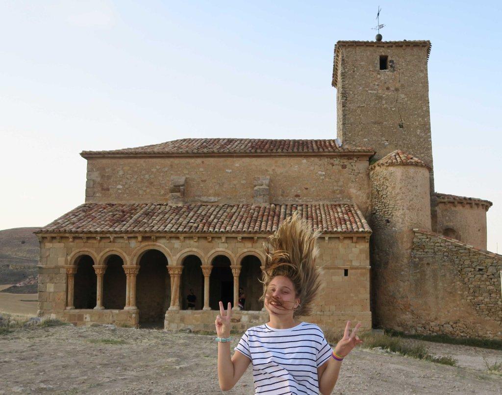 Iglesia Románica de San Pedro