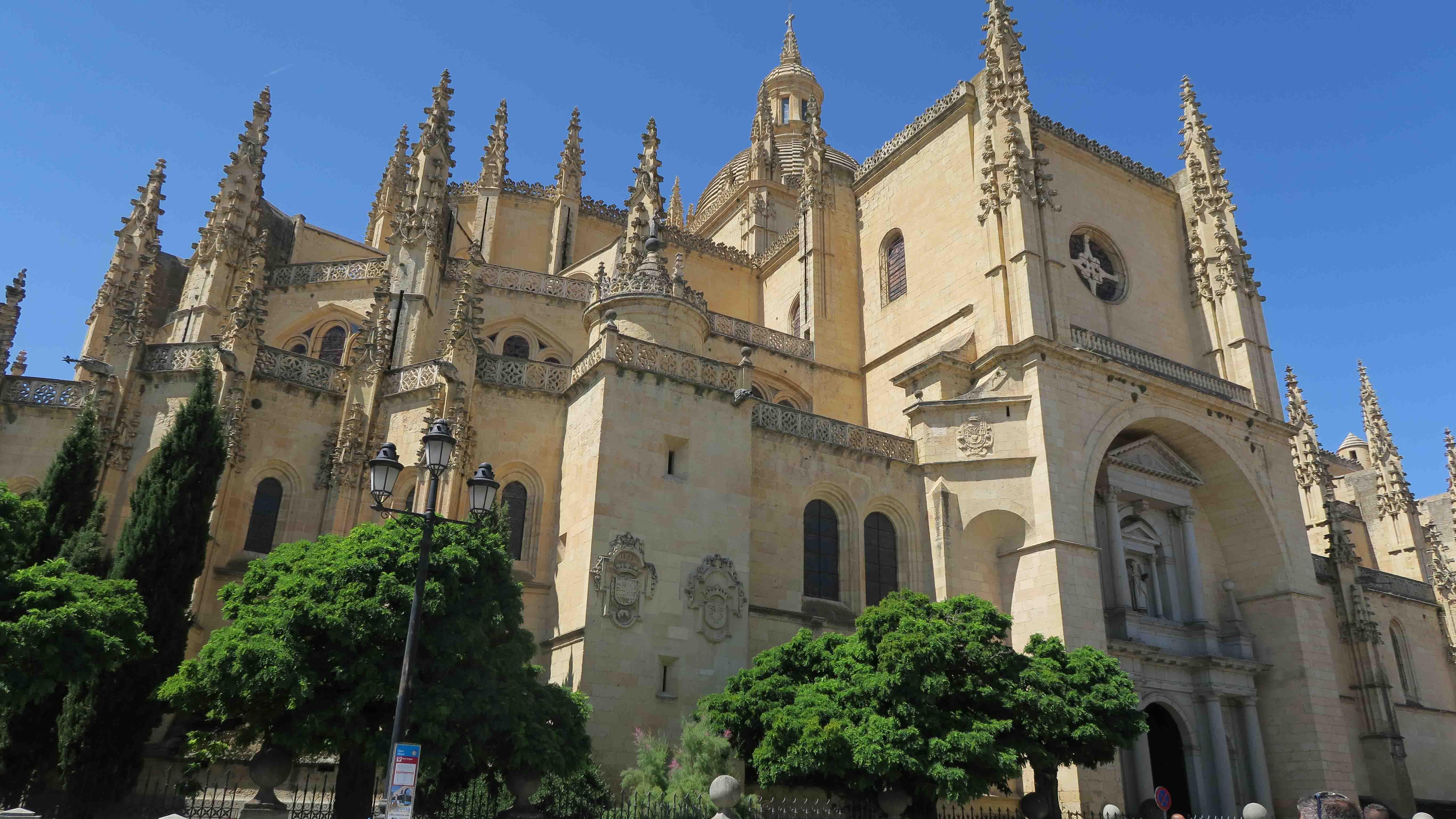 Santa Iglesia Catedral de Nuestra Señora de la Asunción y de San Frutos Segovia