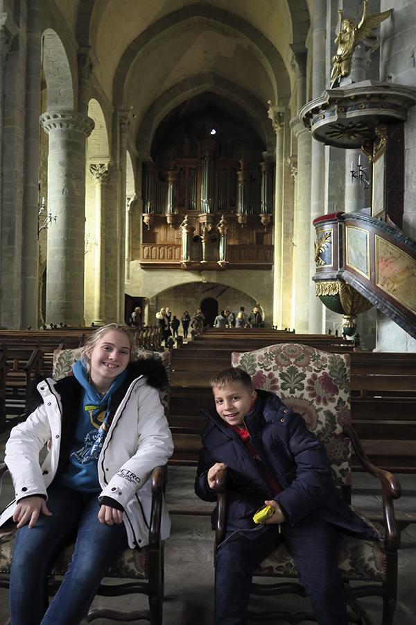 la Basílica de Saint-Nazaire