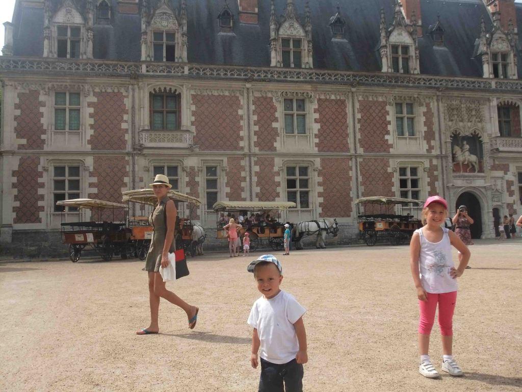 El castillo de Blois
