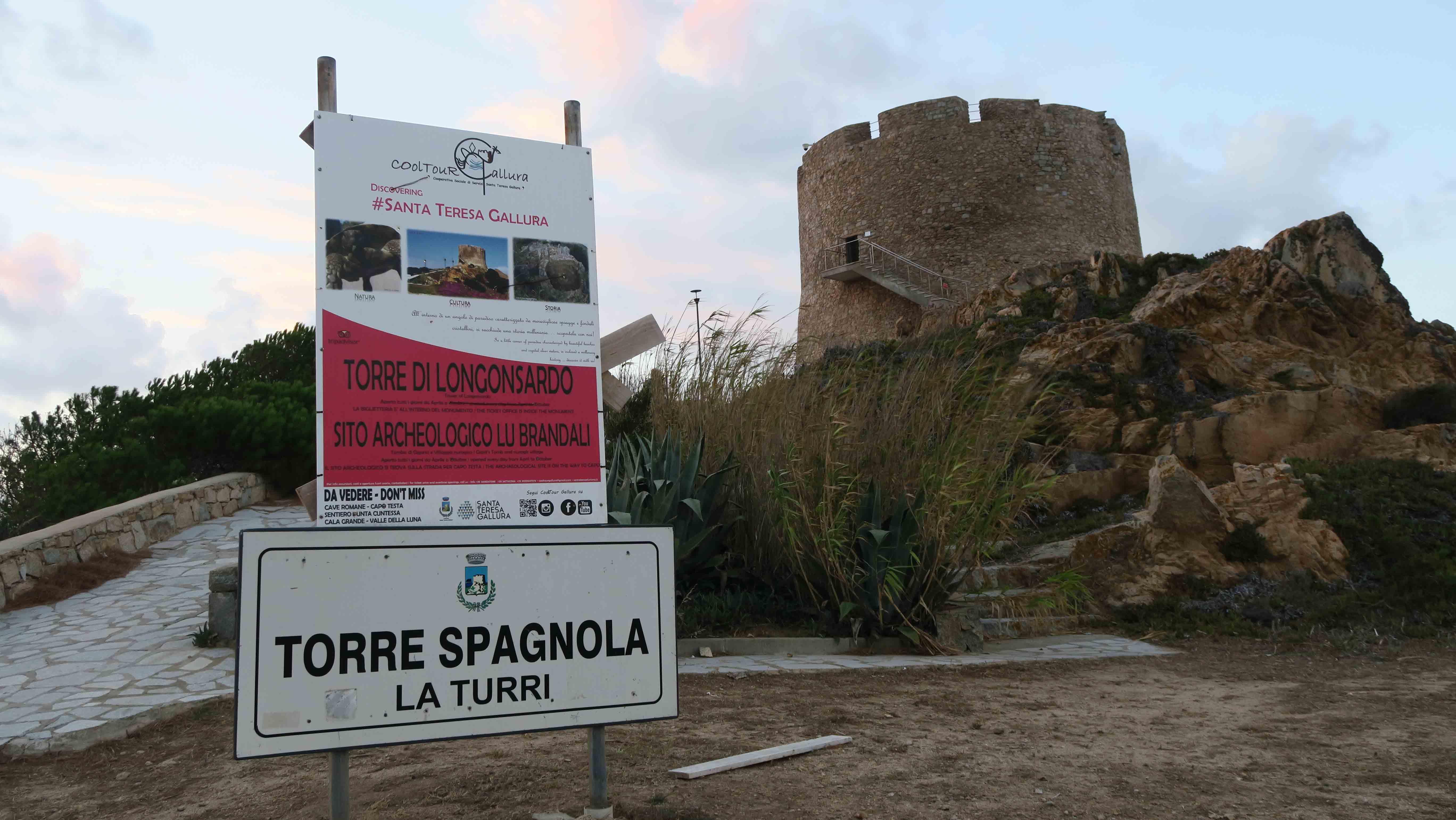 Torre Spangola
