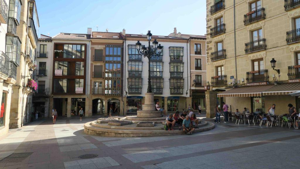 Plaza del Rosel y San Blas